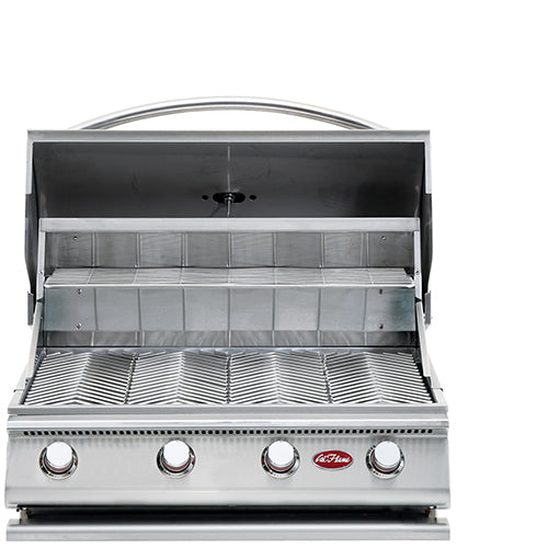 Cal Flame - G Series 4 Burner Built In Grill - BBQ18G04 Built-In Grill Default Title Cal Flame Dark Gray