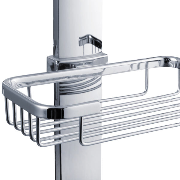 PULSE - ShowerSpa - Monaco 7005 Shower Systems Chrome,Brushed Nickel,Oil-Rubbed Bronze PULSE ShowerSpas Gray