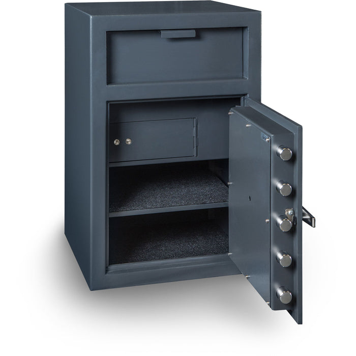 Hollon Safes - FD-3020EILK - Depository Safe with inner locking department - AllPro Furnishings