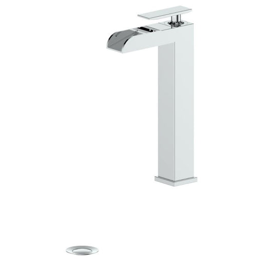 ZLINE - EAGLE FALLS BATH FAUCET IN CHROME (EAG-BF-CH) Bath Faucets Default Title Zline Light Gray