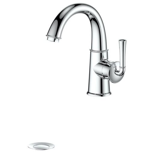 ZLINE - OLYMPIC VALLEY BATH FAUCET IN CHROME (OLV-BF-CH) Bath Faucets Default Title Zline White Smoke