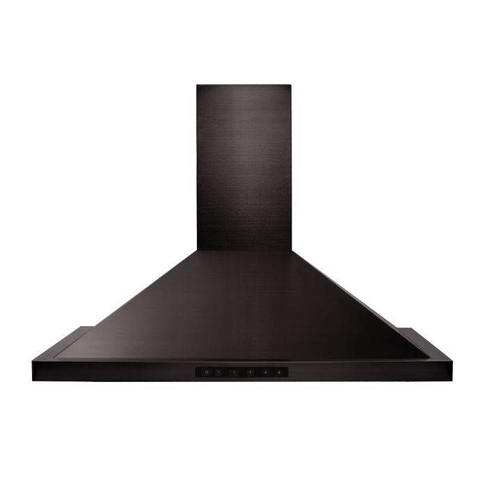 ZLINE - 30 IN. WALL MOUNT RANGE HOOD IN BLACK STAINLESS STEEL - BSKBN-30 Range Hoods Default Title Zline Dark Slate Gray
