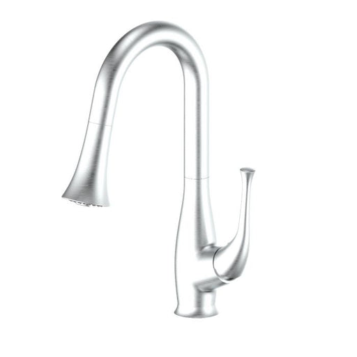 ZLINE - SHAKESPEARE KITCHEN FAUCET IN BRUSHED NICKEL (SHK-KF-BN) Kitchen Faucets Default Title Zline White Smoke