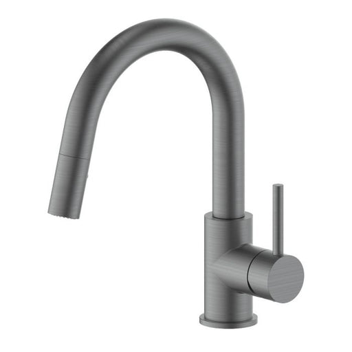 ZLINE - DANTE KITCHEN FAUCET IN GUN METAL (DNT-KF-GM) Kitchen Faucets Default Title Zline Dark Gray