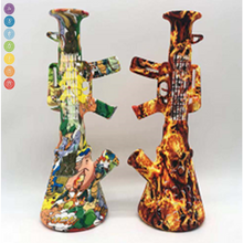 Load image into Gallery viewer, 12 Ak Water Pipe Beaker Silicone