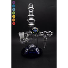 Load image into Gallery viewer, Dicro Pendant Heavy Rig Pack Of 3 Glass Water Pipes