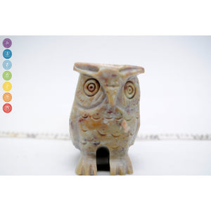 Owl Hand Pipe Pack Of 5