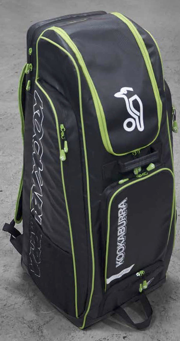 Kookaburra Kit Bags Review 2017
