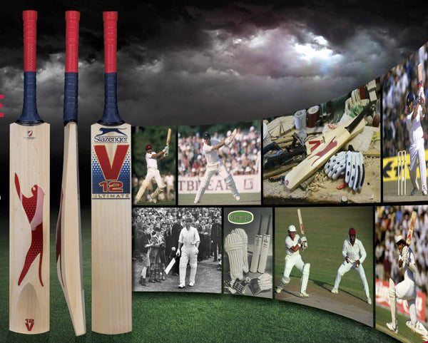 Slazenger Cricket Bats Review 2017