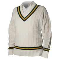GN Sweater Extra Large / Bottle/Gold, Cricket Sweater - Gray Nicolls, First Choice Cricket - 4