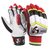 SG League Leather Palm Batting Gloves