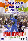 England VS. India 2002 DVD