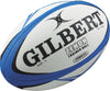 Gilbert Zenon Trainer Rugby Ball (Royal/Black)