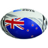 RWC 2015 New Zealand Flag Rugby Ball