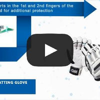 GM 505 D3O Batting Glove , Batting Gloves - Gunn & Moore, First Choice Cricket - 2