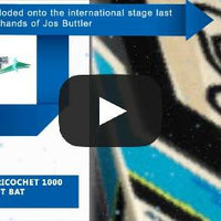Kookaburra Ricochet 1000 Cricket Bat , Cricket Bat - Kookaburra, First Choice Cricket - 2