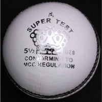 CA Super Test Match Ball , 4 Piece Leather Cricket Ball - CA Sports, First Choice Cricket - 2