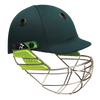 Kookaburra Players Bottle Green Batting Helmet