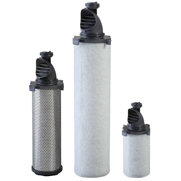 OIL-X Die-cast Aluminium Air Filter Elements