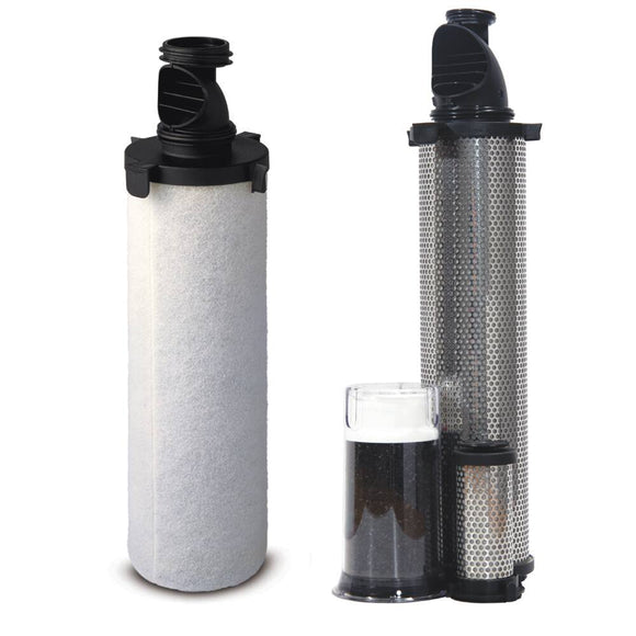 025DAC OIL-X Evolution Activated Carbon Filter Element