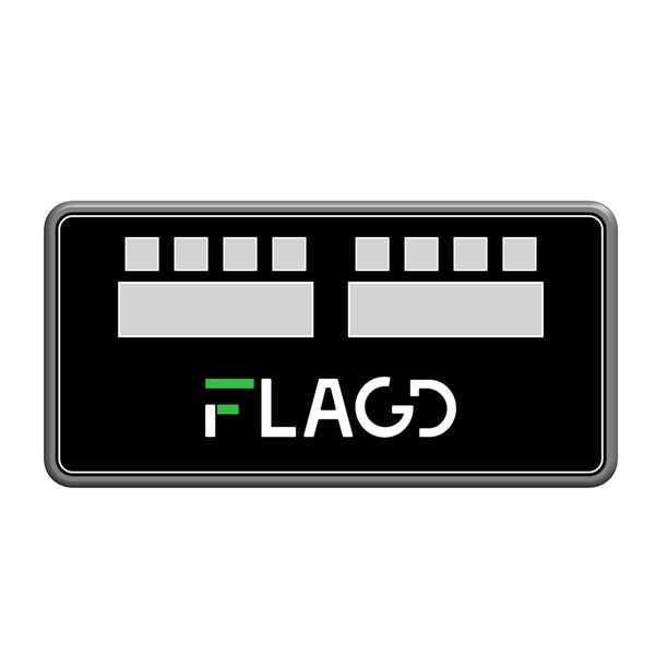 FLAGD GPS Measuring Device