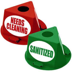 Sanitizing Topper Set