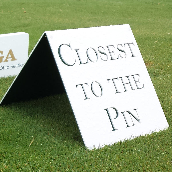 Contest Hole Signs