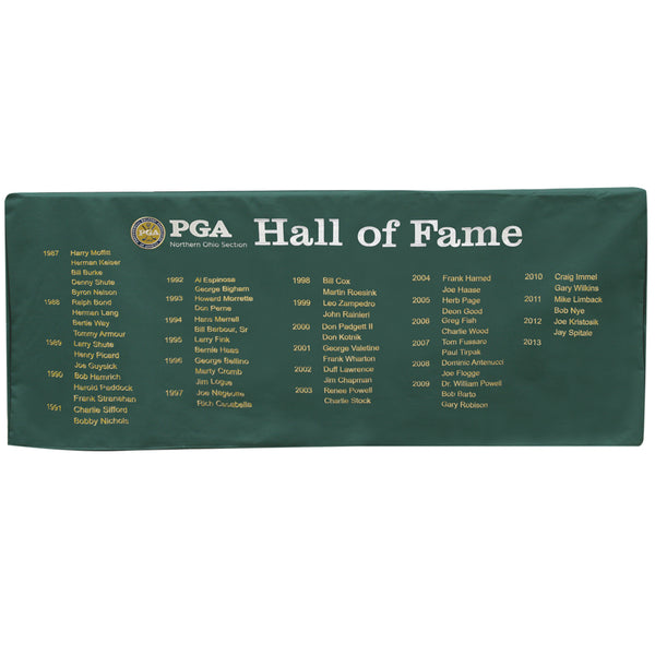 Table Cover - Perpetual Trophy