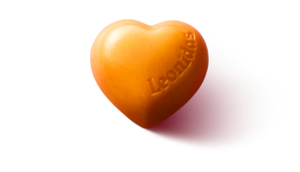 Leonidas Little Hearts in tube - www.chocolateorders.com