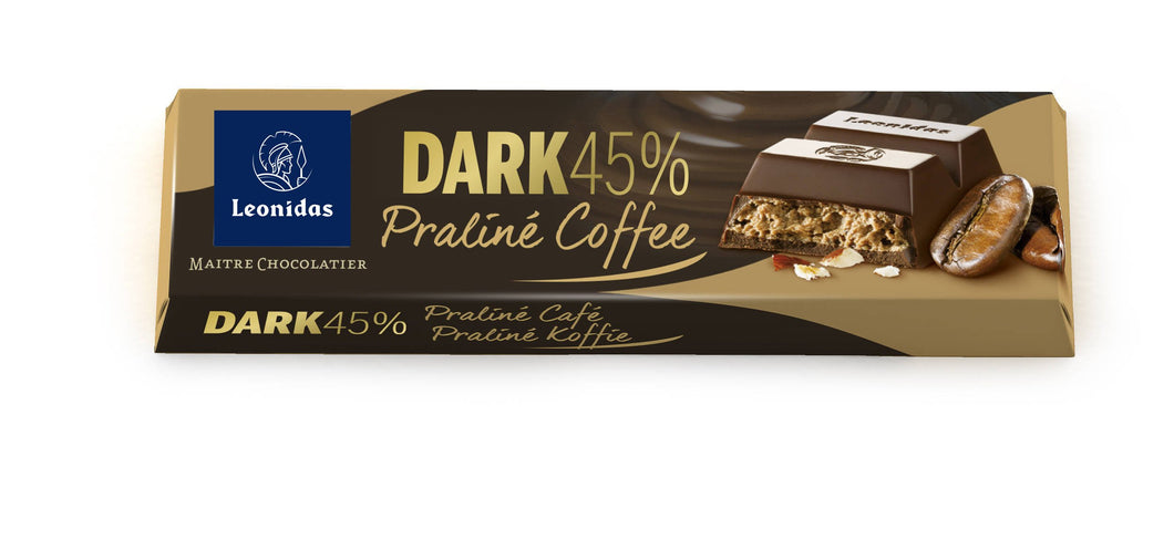 Dark Coffee Bar - www.chocolateorders.com
