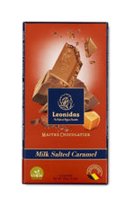Load image into Gallery viewer, Salted Caramel Milk Tablet - www.chocolateorders.com