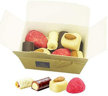 Load image into Gallery viewer, MARZIPAN Classics Ballotin Box by weight - www.chocolateorders.com