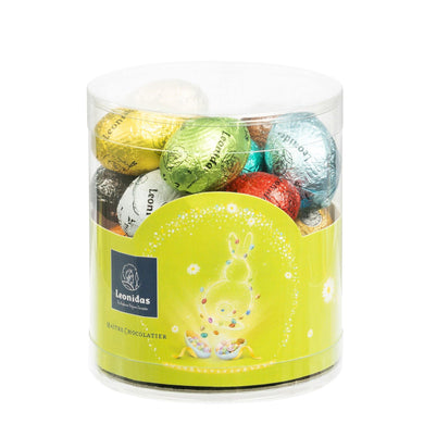 Mini Easter Eggs in Cylnder - www.chocolateorders.com