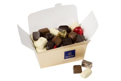 1 kg ASSORTMENT Leonidas Blissful Ballotin Box - www.chocolateorders.com