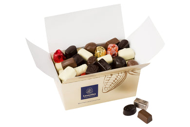 1.5 kg ASSORTMENT Leonidas Blissful Ballotin Box - www.chocolateorders.com