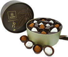 Load image into Gallery viewer, Leonidas Truffle Round Box - www.chocolateorders.com