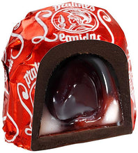 Load image into Gallery viewer, Luxury Cherry Liqueur Chocolate Round Box - www.chocolateorders.com