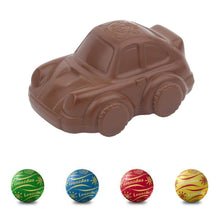 Load image into Gallery viewer, Car Chocolate Figure + Christmas Balls - www.chocolateorders.com - Leonidas Brighton