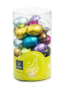 35 Mini Easter Eggs in Cylinder - www.chocolateorders.com - Leonidas Brighton