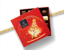 Load image into Gallery viewer, Christmas Red Festive Square Box L - www.chocolateorders.com - Leonidas Brighton