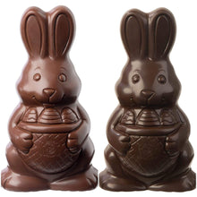 Load image into Gallery viewer, Easter Chocolate Rabbits 50g. Dark/Milk - www.chocolateorders.com