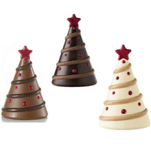 Load image into Gallery viewer, Christmas Tree Chocolate Figure 100g. - www.chocolateorders.com