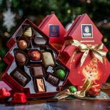 Load image into Gallery viewer, Christmas Tree Chocolate Box