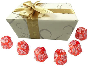 Cherry Liqueur Chocolate Ballotin Box by weight