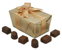 Load image into Gallery viewer, MILK Chocolates Ballotin Box by weight - www.chocolateorders.com