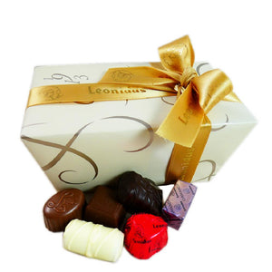 KOSHER - ASSORTMENT Leonidas Ballotin Box by weight - www.chocolateorders.com