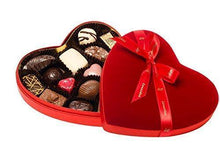 Load image into Gallery viewer, Leonidas Velvet Heart Large Box - www.chocolateorders.com