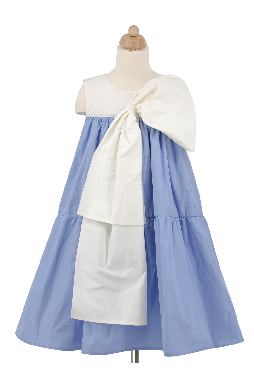Cerisier Blue Dress - Amelie et Sophie