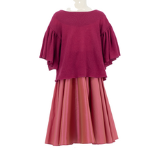 Load image into Gallery viewer, Girona Silk Top,Top - Amelie et Sophie