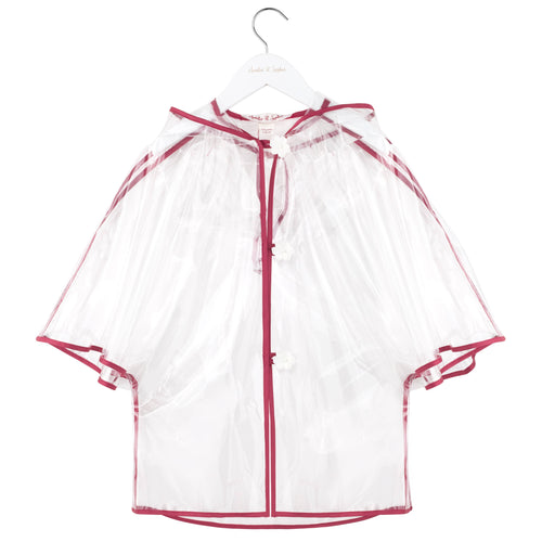 Alice Raincoat,Coat - Amelie et Sophie